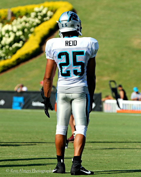 Carolina Panthers #25 Eric Reid