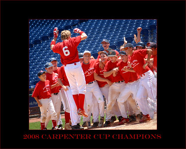 Carpenter Cup FINAL boys Part 1