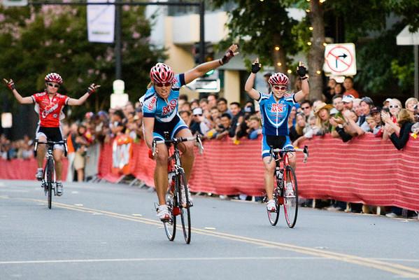 Carrera de San Rafael 2008 Women 1/2/3