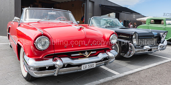 ACE Cafe Classic Car Meeting