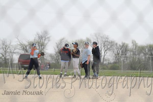 Carter 11U Travel Baseball 2012
