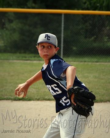 Carter Jr. High Baseball 2014