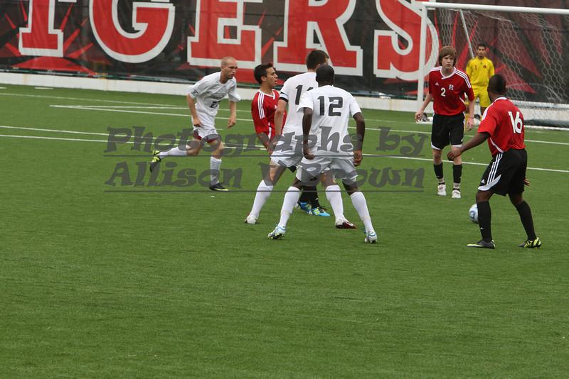 Rutgers  vs Carthage  2011_0113