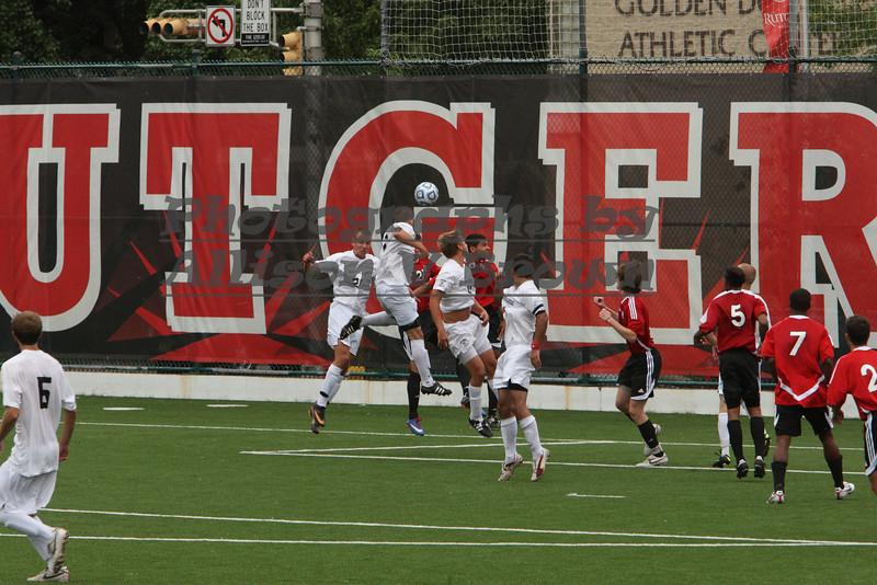 Rutgers  vs Carthage  2011_0217