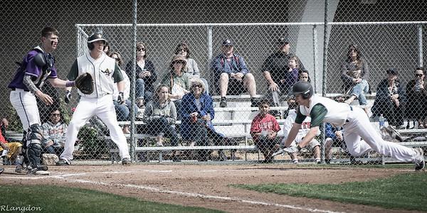 Casa vs PHS JV Baseball
