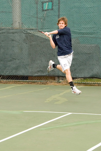 Bullis vs Churchill --Casey Fashouer of Bullis