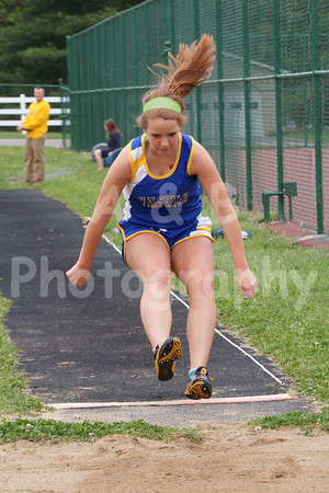 Castle Girls Track