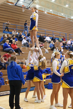 Castle Cheerleaders
