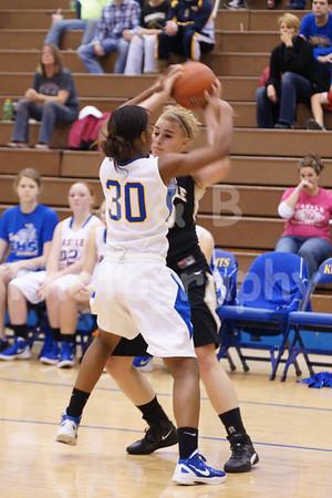 Castle Girls Varsity Basketball