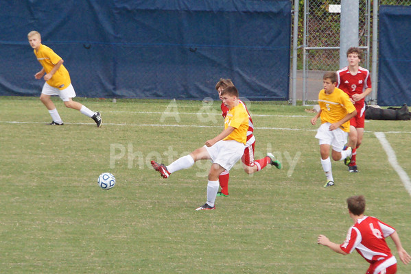 Castle Boys Jv Soccer 2012-13