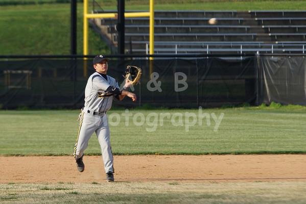 Castle Baseball 2012-13