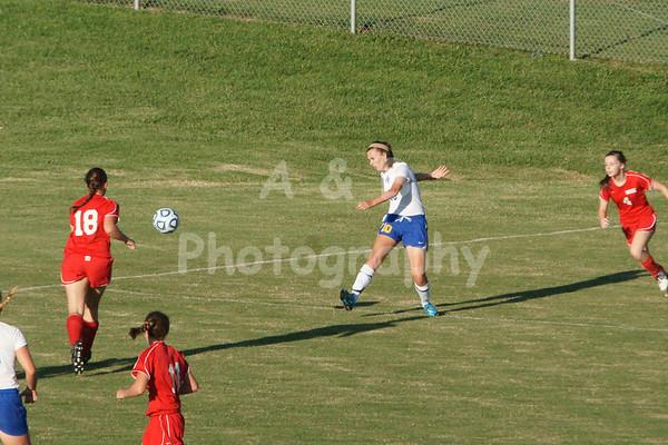Castle Girls Varsity Soccer 2012-13