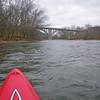 Rt. 22 bridge just above put-in