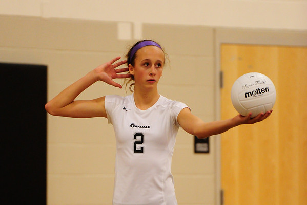 Catoctin at Oakdale Varsity Volleyball (Regional Playoffs)
