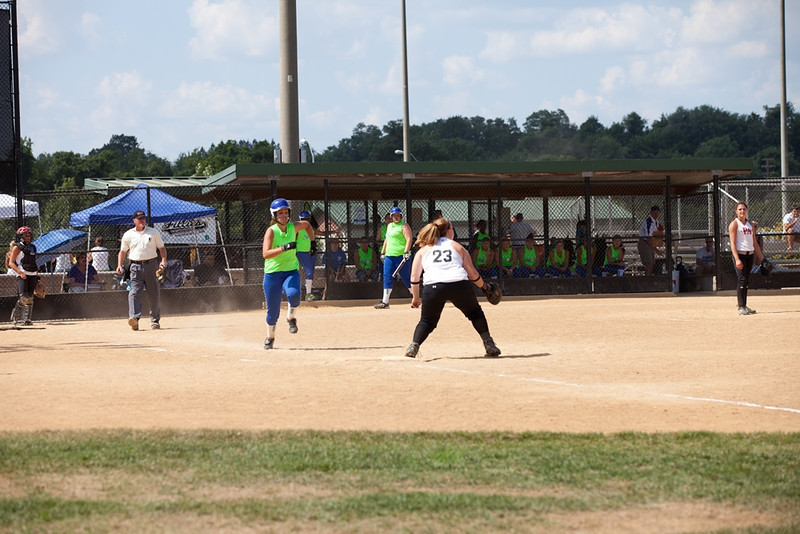 Catonsville Chaos and PA Intensity Showcase Game, July 17 2011
