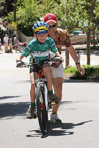 George Miranda pushing AV junior