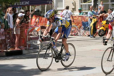 M35+ 4/5 winner Kurt Bickel