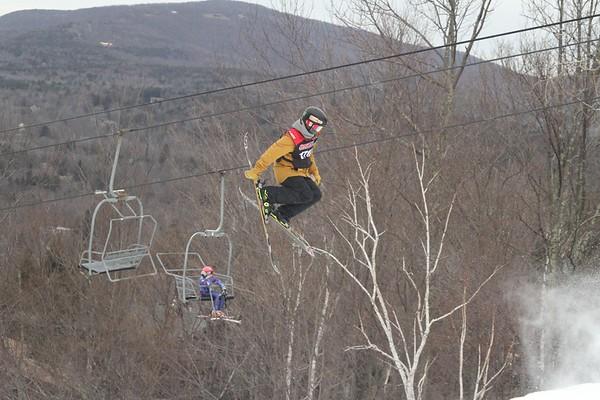 1/14/2017 Slopestyle #2 Windham Mountain, NY