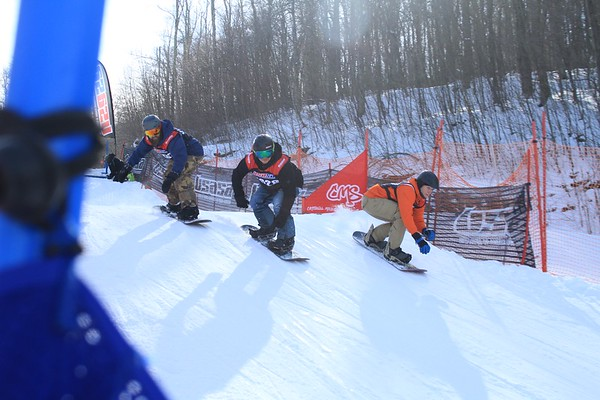1/20/2018 SBX/SX #1 at Belleayre Mountain