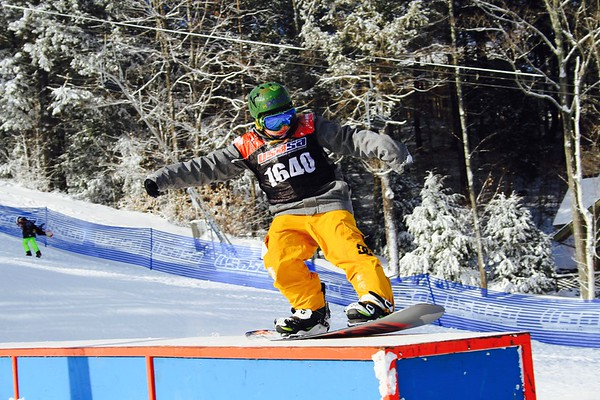 12/10/2016 Rail Jam #1 at Windham Mountain