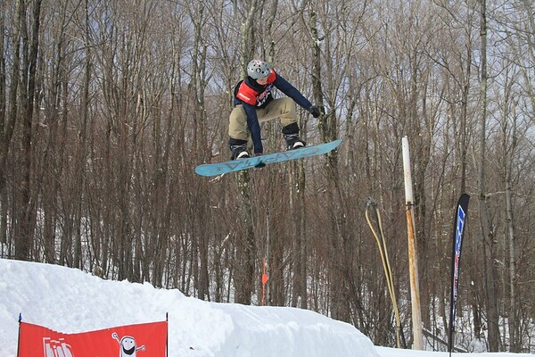 1/21/2018 Slopestyle #1 at Belleayre Mountain