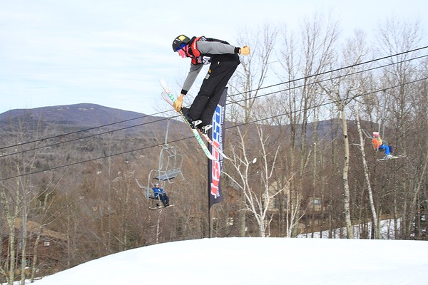 1/28/2018 Slopestyle #2 at Windham Mountain