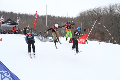 2/10/2018 SBX/SX #2 at Windham Mountain