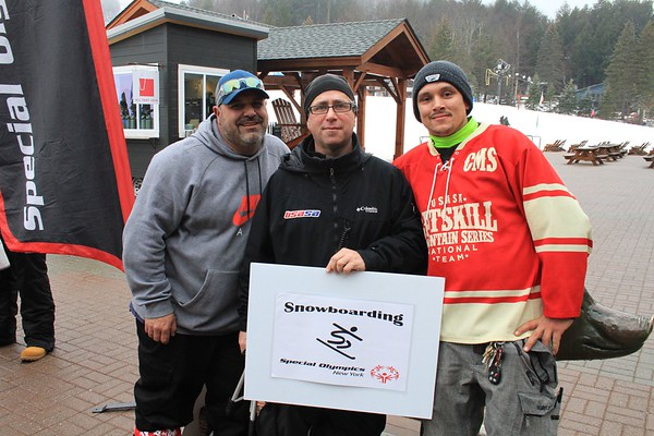 2/11/2018 Special Olympics Race Day