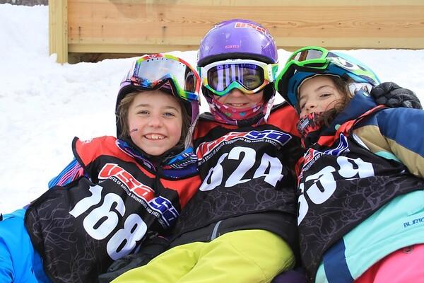 3/05/2016 Slalom & Giant Slalom # 3 & 4 at Windham Mountain