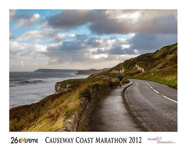 Causeway Coast Marathon 2012-Dunluce Castle