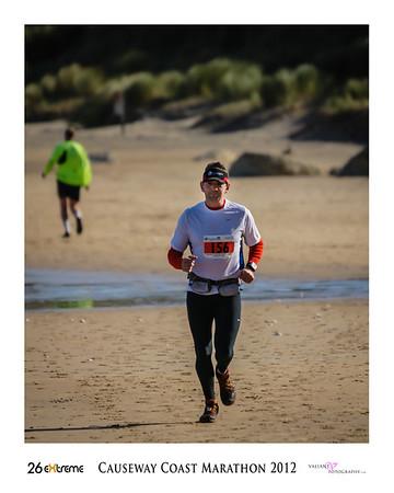 Causeway Coast Marathon-White Park Bay