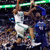 Mavericks Celtics Basketball