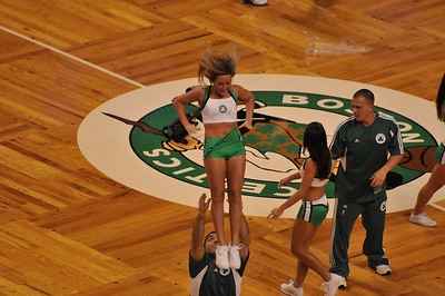 Celtics Dancers 2008-9
