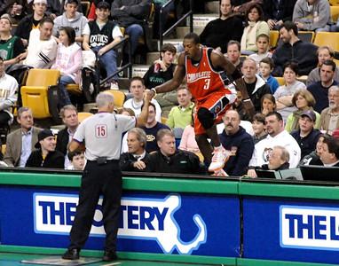 Celtics vs. Charlotte 1-4-06