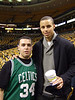 Dan with Stephen Curry