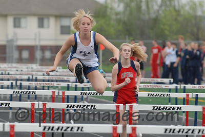 Centennial High School Track Meet - w/PCA