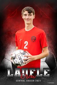 Drew Laufle Central HS 2021 soccer_48x72_banner