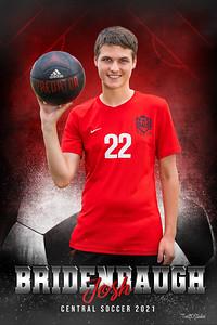 Josh Bridenbugh Central HS 2021 soccer_48x72_banner