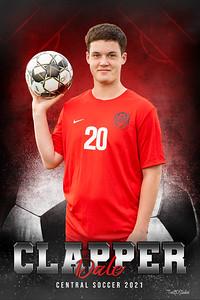 Dale Clapper Central HS 2021 soccer_48x72_banner