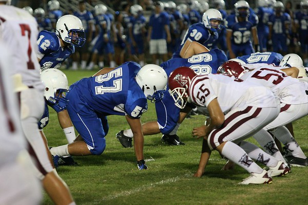 Aug 31, 2012 Central vs Kofa