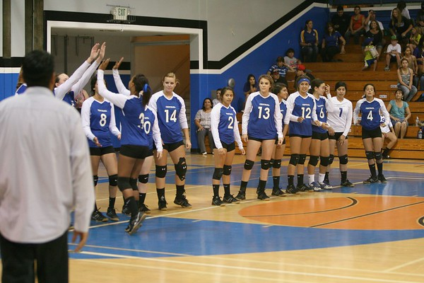 Sep 27, 2012 Central Volleyball