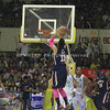 Mark Tallo of SWU Cobras shoots a jumper. (Jonathan Vincent Tan/Sunnex)