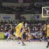 Victor Manuel Rabat of USC Warriors dribbles the ball. (Jonathan Vincent Tan/Sunnex)