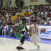 Mark Tallo of SWU Cobras drives to the basket. (Jonathan Vincent Tan/Sunnex)