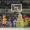 Salihou Ahmed attempts a free throw. (Jonathan Vincent Tan/Sunnex)