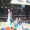 Mark Tallo of SWU Cobras attempts a difficult jumper. (Jonathan Vincent Tan/Sunnex)