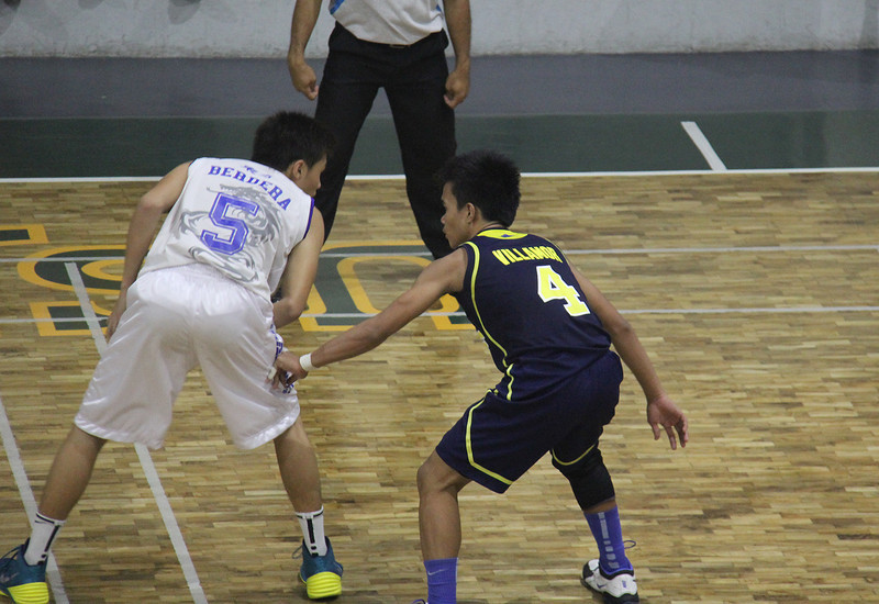 Villamor guards Berdera