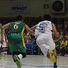 Berdera dribble vs Suelto