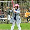 Jillian Berube batting