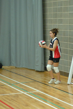 Chambly Academy Volleyball 2011